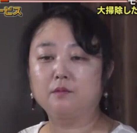 後藤ファミリー母